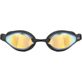 arena Airspeed Mirror Gafas Natación, negro